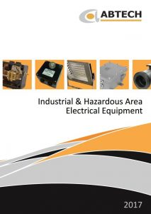 Abtech Industrial and hazardous Area Electrical Equipment Catalog - Enclosures 2017