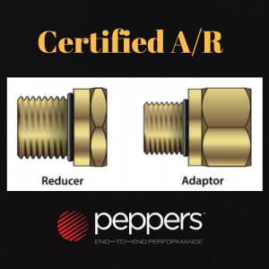 Certified Adaptors Reducers Peppers Cable Glands