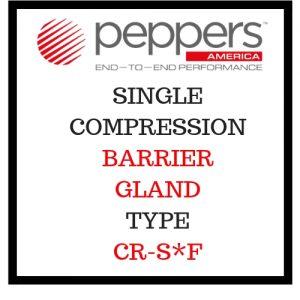 BARRIER GLAND CR-SF